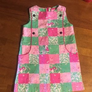 Lilly Pulitzer Dress Size 5 Girls